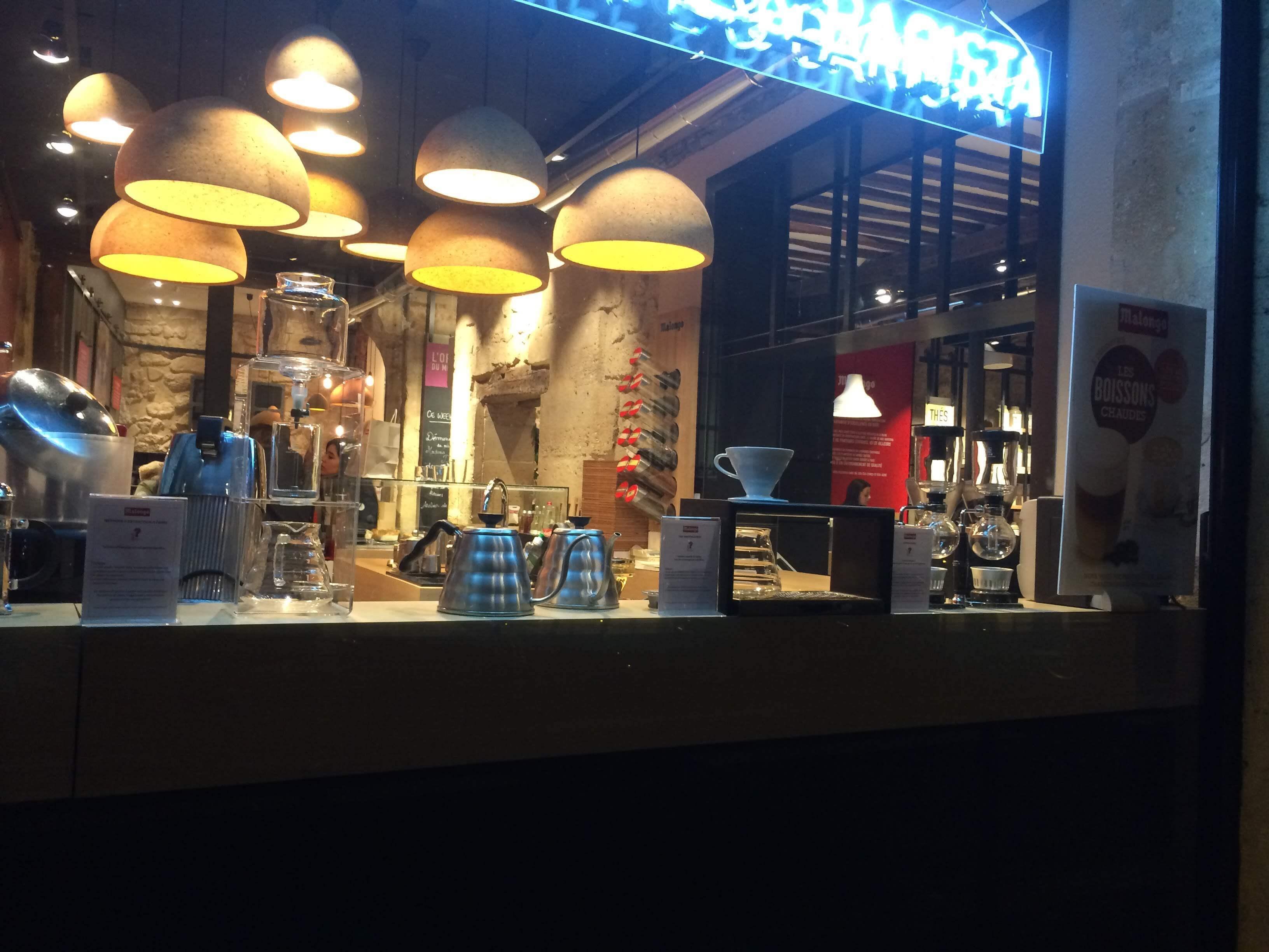 カフェマロンゴ