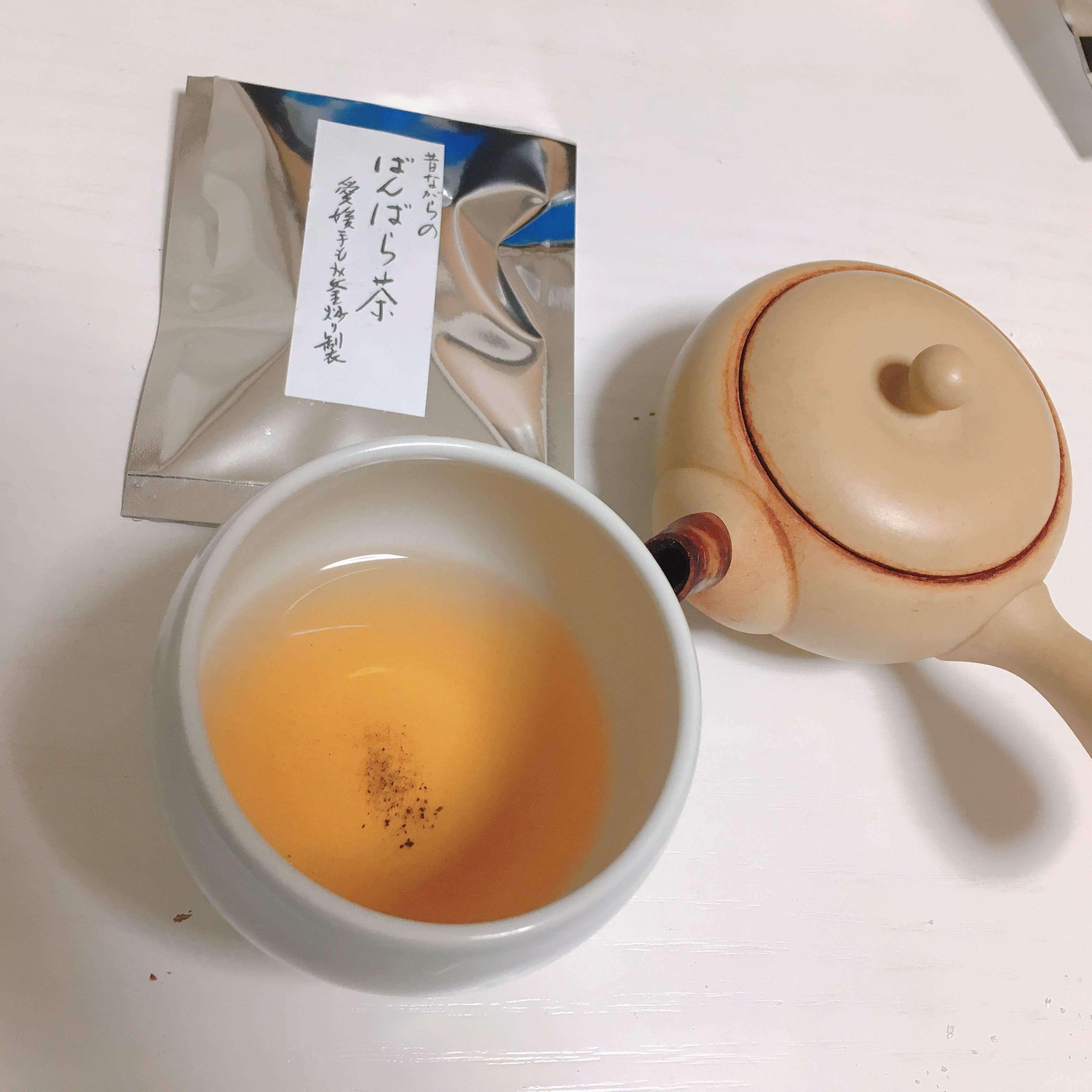 ばんばら茶