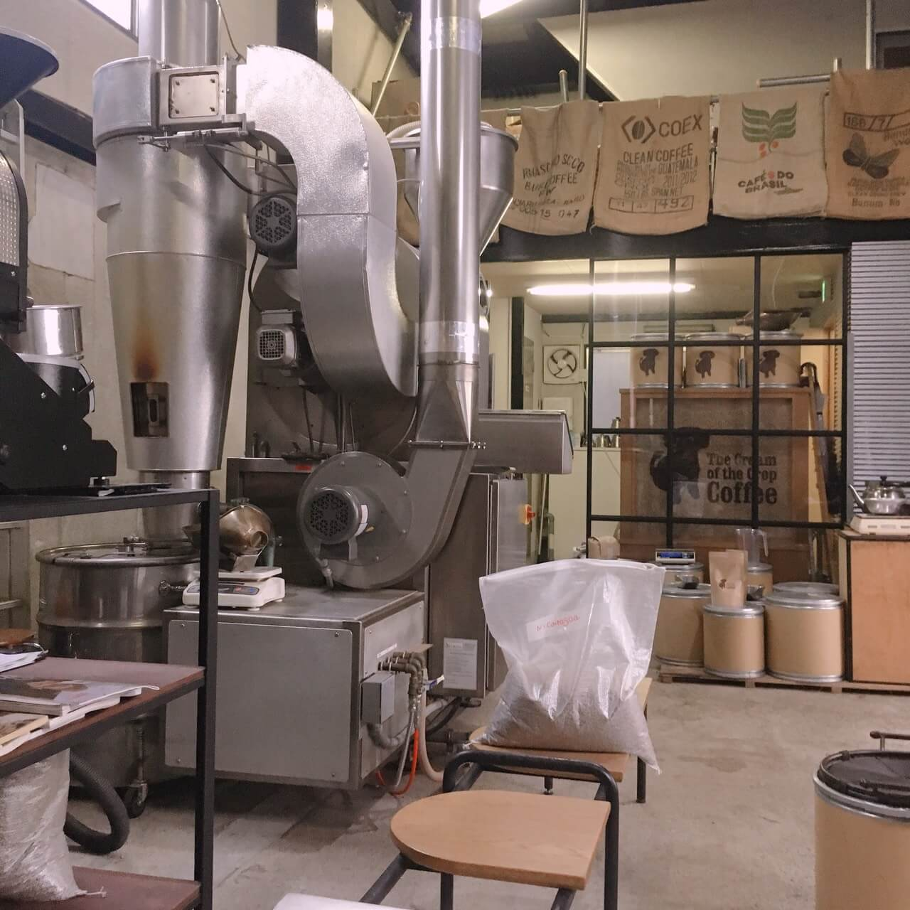 クリームオブクロップコーヒー
