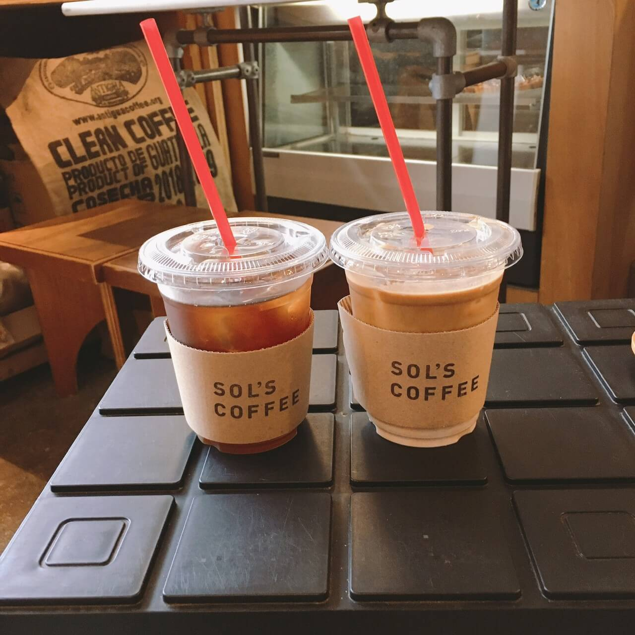 ソルズコーヒー
