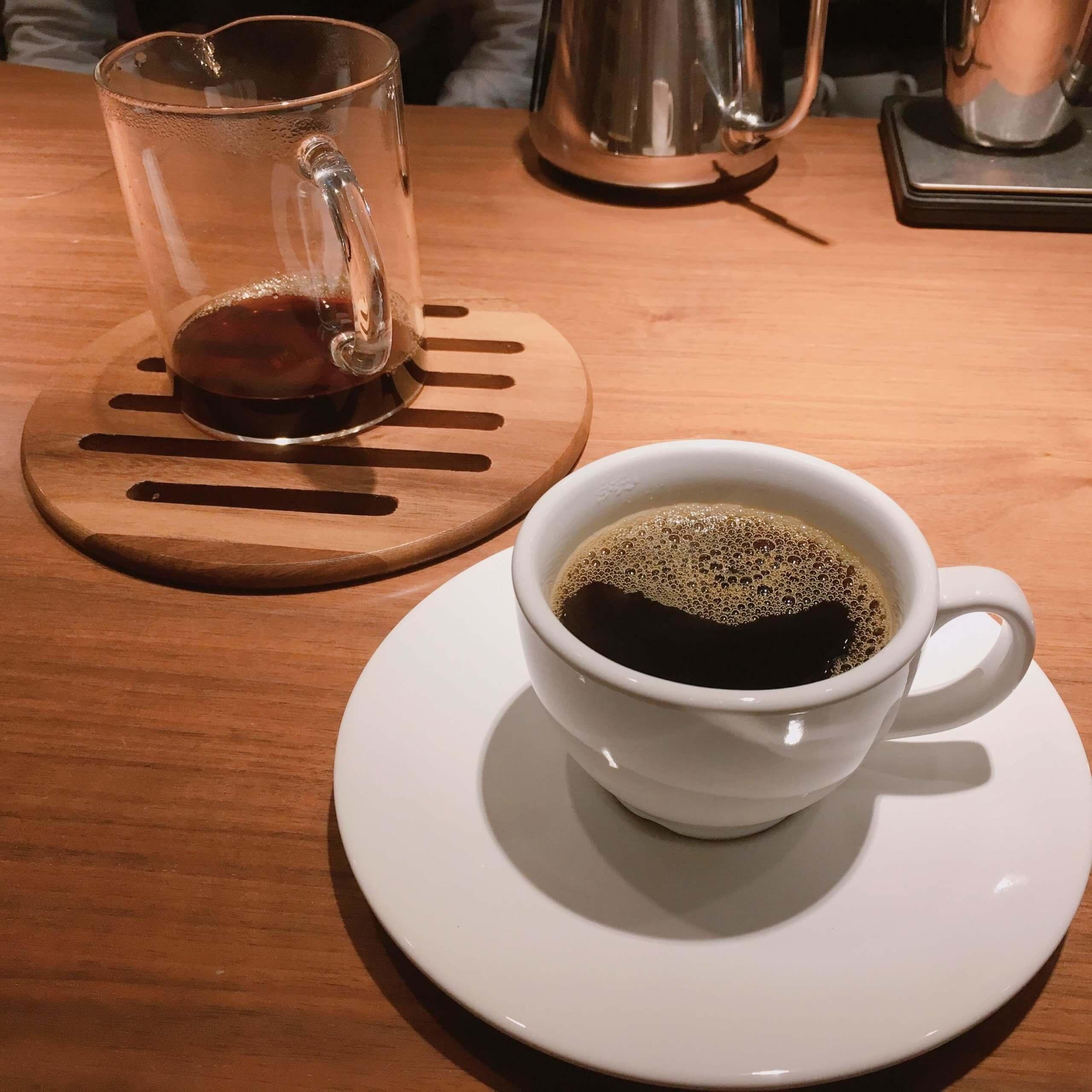 タテダコーヒー
